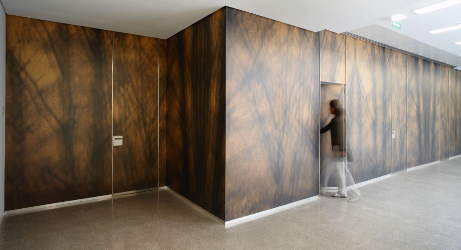 DOORS AND PANNELS IN HPL FORMICA DIGIFORM